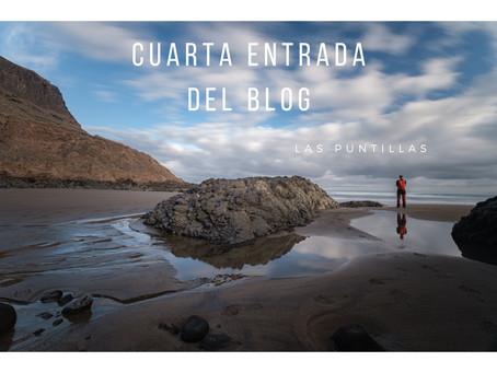 Las Puntillas, costa de Santa María de Guía