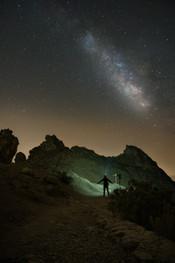 Alrededores del Roque Nublo