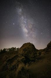 Vía Láctea Gran Canaria
