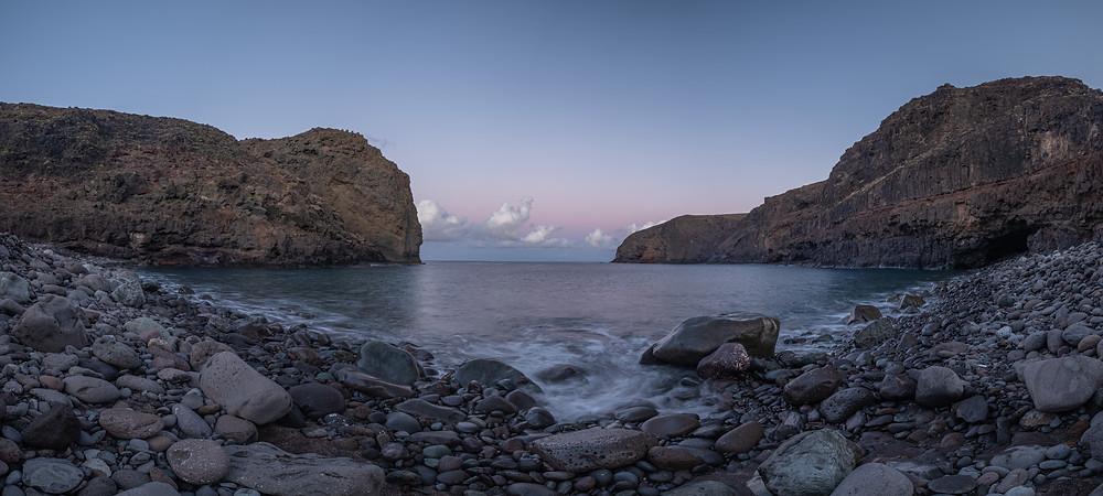Amanecer Playa del Juncal, Gran Canaria