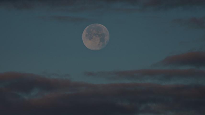 Timelapse Superluna abril 2021