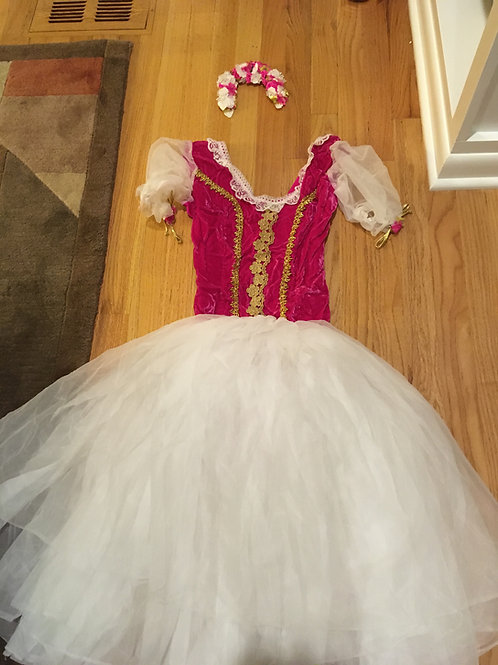 Adult Women's Giselle Costume