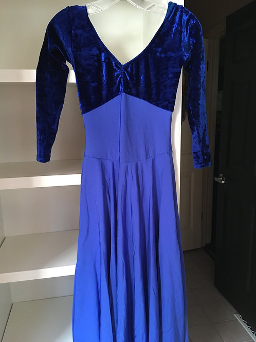 Adult Women's Romantic Dress