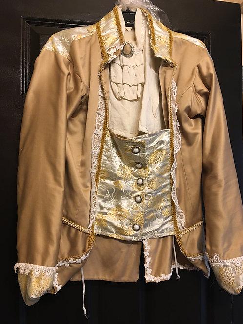Adult Men's Ballet Costume