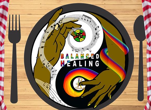 Balanced Healing Vegan Cookbook Volume 1