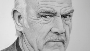 An Interview with Pencil Portrait Artist Keith Boldy