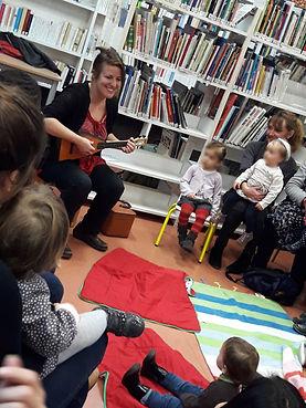 Claire Marion, ateliers d'éveil musical en crèches, écoles, médiathèques, école de musique ...