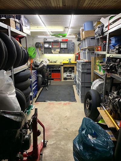 Hartz4Racing Garage Ausbaustufe 2