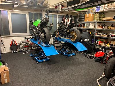 Hartz4Racing Werkstatt
