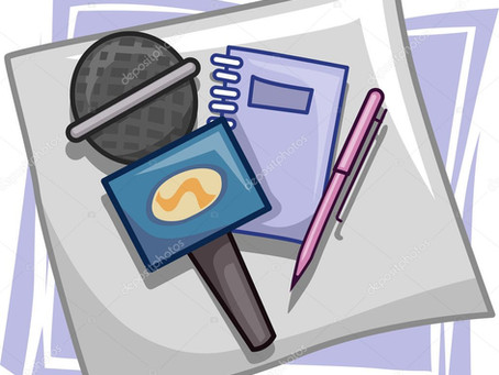 Статьи, публикации в газете, передачи о семьях