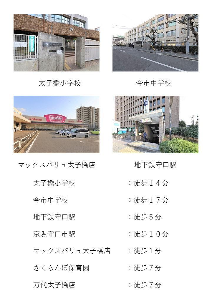 プレミアムステージ太子橋|周辺環境.jpg