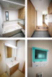 プレミアムステージ古川橋駅前の物件ページの風呂、トイレの写真