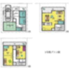 プレミアムステージ守口駅前PART2の物件ページの1号地間取図