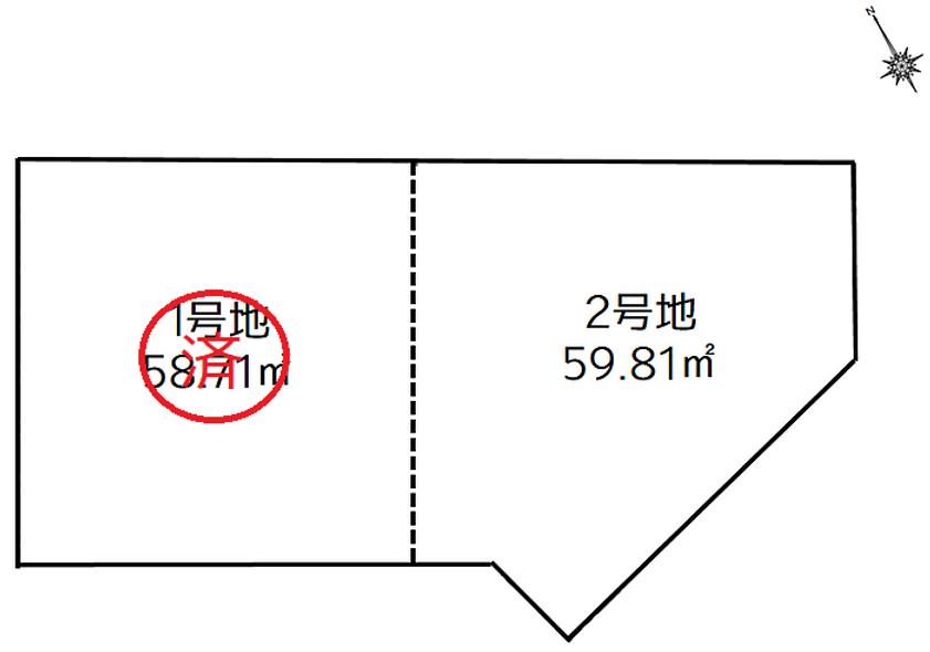 プレミアムステージ守口駅前PART2の物件ページ区画図