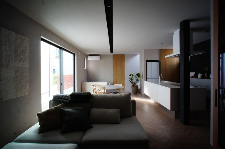 Residence in Aono