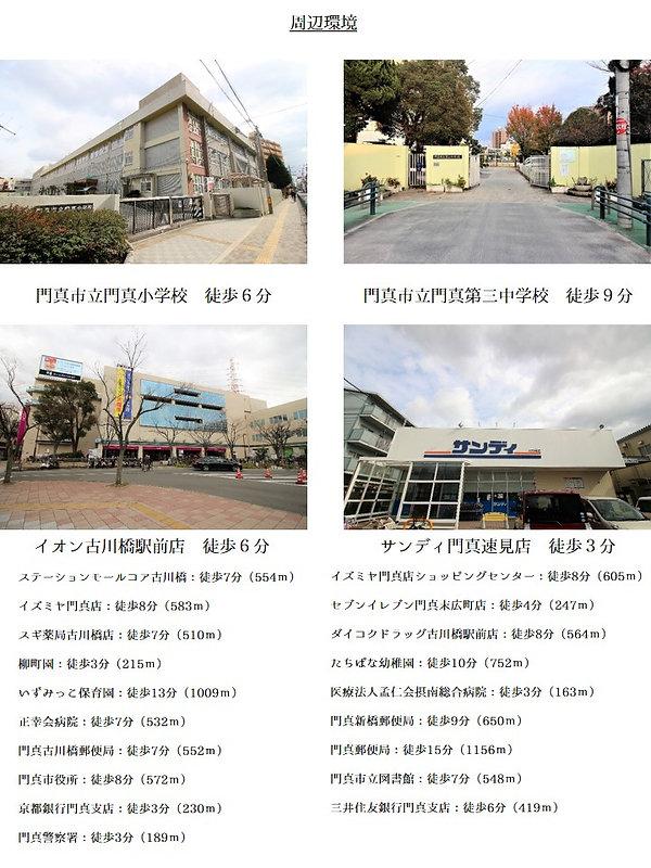 プレミアムステージ古川橋駅前の物件ページの周辺環境写真