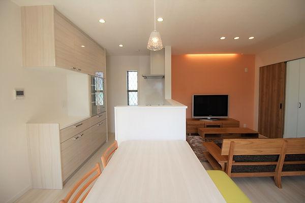 ユーロタウン名木東モデルハウス