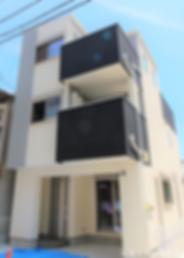 プレミアムステージ久宝寺口駅前の物件ページのモデルハウス写真