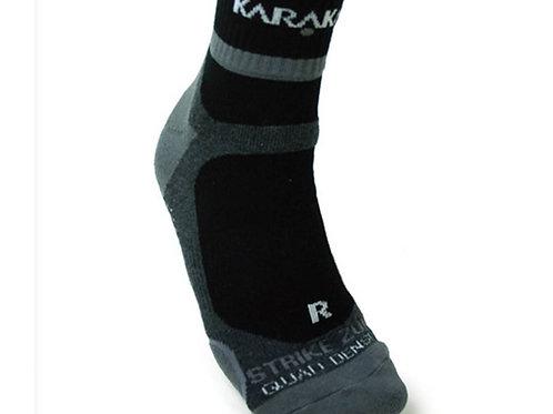 Karakal X4 Quad Density Sports Socks (Trainer)