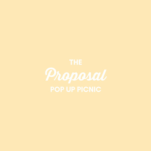 PROPOSAL PICNIC PACKAGE