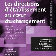 Nouvel ouvrage de : Richard Etienne,Laetitia Progin, Caroline Letor, Guy Pelletier