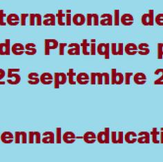 11 ème biennale Internationale de l'Education