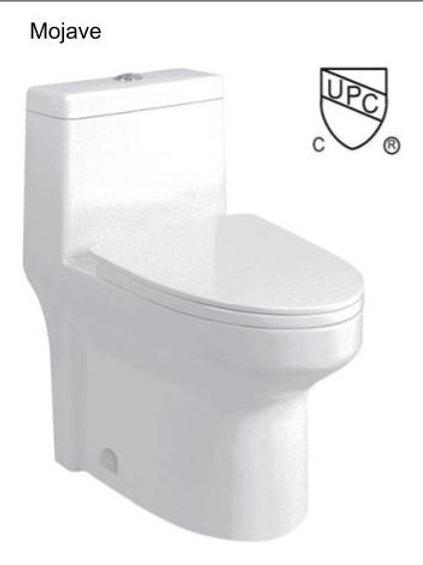 Mojave Toilet