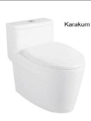 Karakum Toilet
