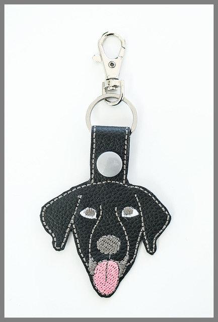 Dog Key Fob/Bag Charm