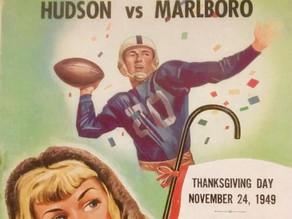 No 2020 Marlboro Vs. Hudson Thanksgiving Day Game: Are You Kidding Me????!!!!