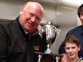 Marlboro Loses Supreme Hockey 'Builder' Wes Tuttle