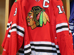 Top 10 NHL Jerseys Project Nourishes 'Social Closeness-ing'
