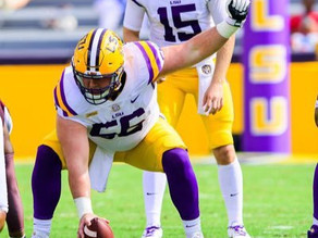 Liam Shanahan -- Of Marlboro, Ivy And LSU Football Stock -- Could Hit The Long Ball, Too