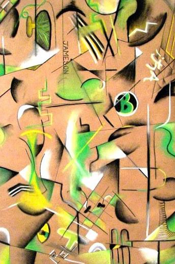 Irish cubist