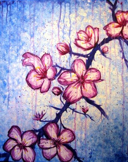 """Rainy Spring"""