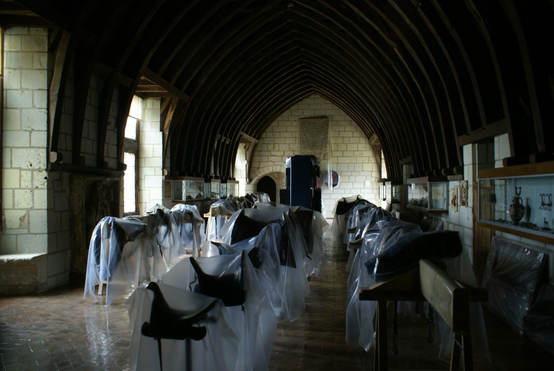 Saumur- château