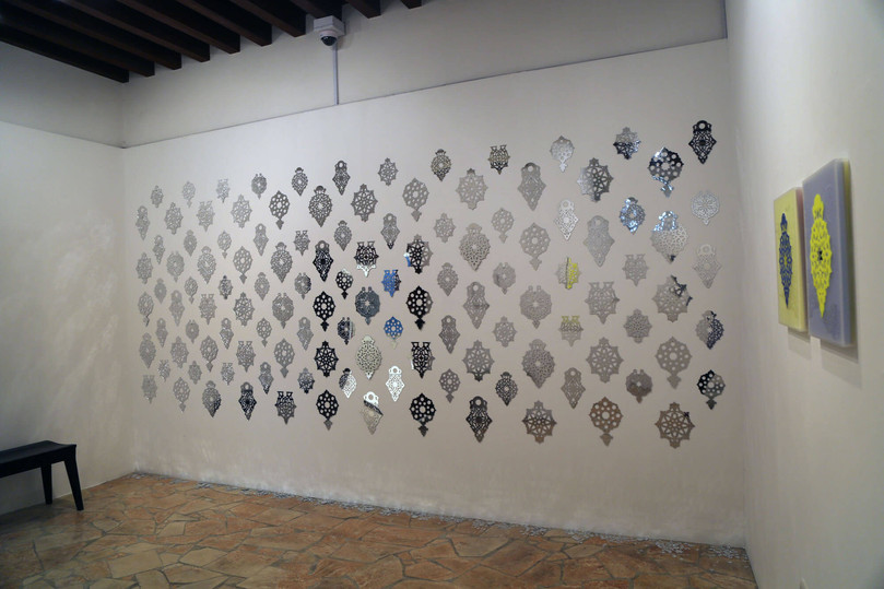 The Reflecting Wall
