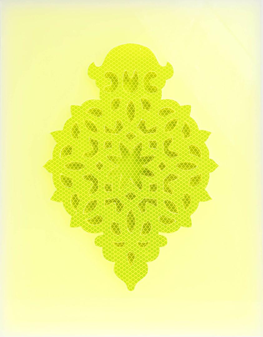 Reflecting Yellow on Yellow