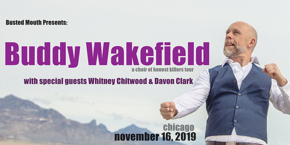 Buddy Wakefield: A Choir of Honest Killers