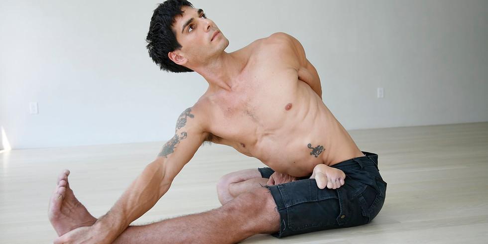 Geometry of Yoga 30hr Intensive with David Regelin