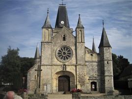 Eglise du Bourg-Dun - Seine Maritime