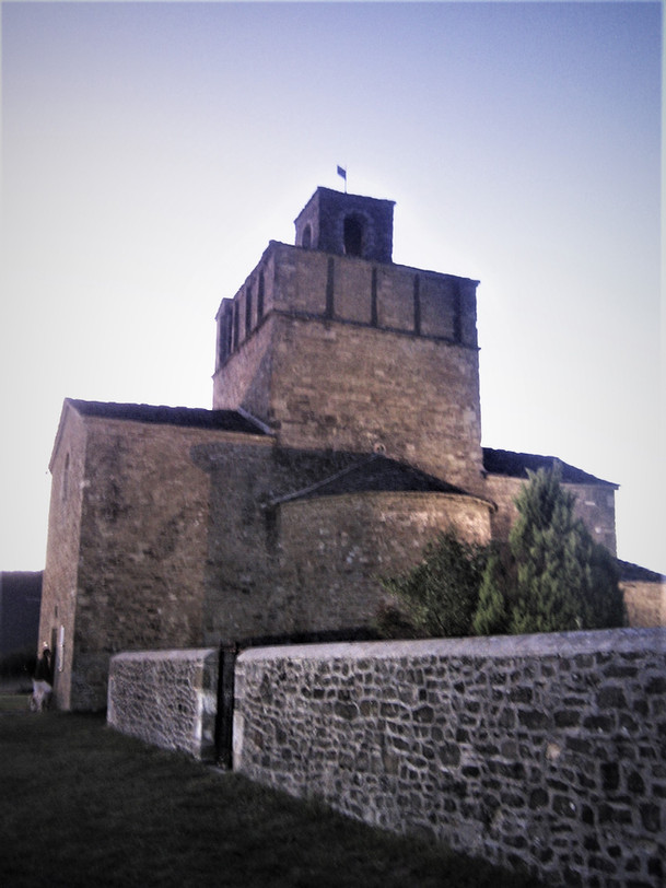 Eglise de Comps