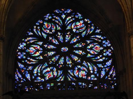 Rouen abbaye de Saint Ouen