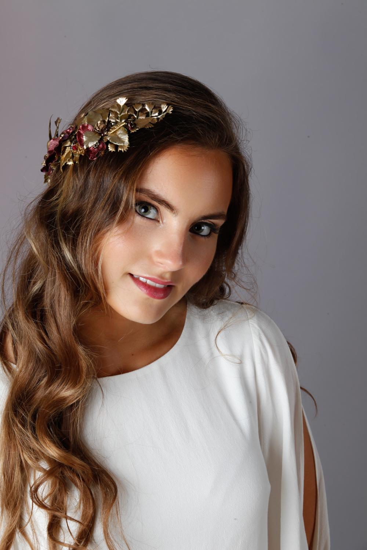 Maquillaje por Juliana Prieto.
