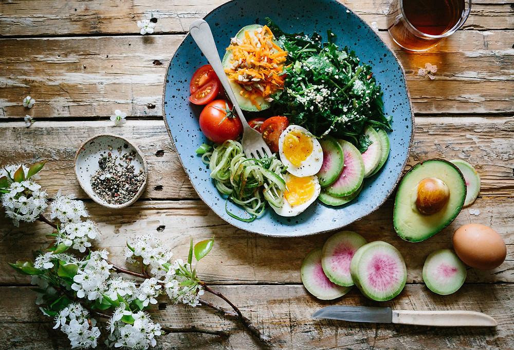 Healthy food, healthy tips