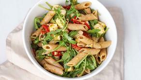 Pesto Pasta Salad - 5 ingredients