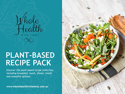 Plant-based Recipe Pack
