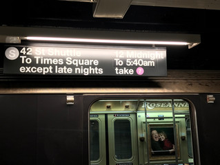 NYC いわゆるニューヨークへ行って来ました。