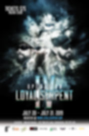 loyal serpent 4 poster