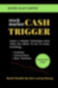 Book cover: Stock Market Cash Trigger